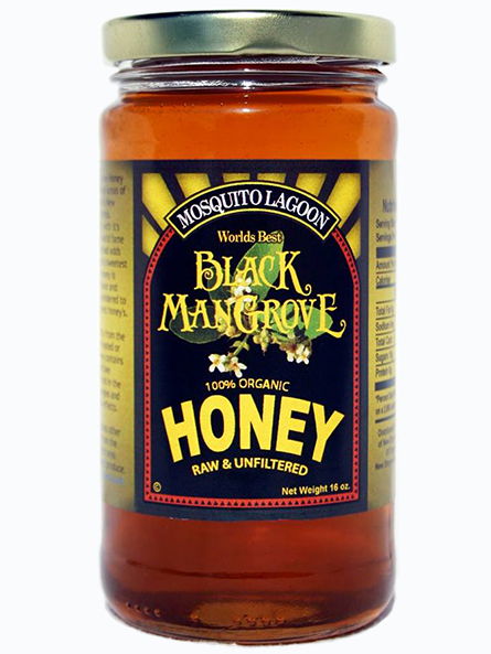 Black Mangrove Honey in New Smyrna Beach, FL